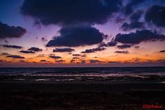 Shoreline at dawn (red.richard) Tags: shore surrise dawn sky sea beach iom