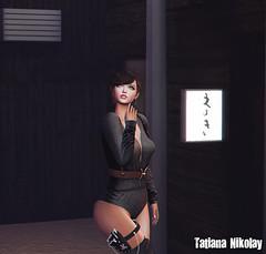 Ready To Go (Tatiana Nikolay-Blogger) Tags: lyrium slfashion slpose sl secondlife iconic ncore