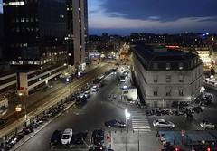 D19633.  Rue de Bercy, Paris. (Ron Fisher) Tags: nuit night nightshots nightlights nacht paris france europe europa building view sony sonyrx100iii sonyrx100m3 cityscape city compactcamera