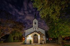 the church (fotos_by_toddi) Tags: fotosbytoddi voerde niederrhein nrw nordrhein westfalen wolken church kirche stimmung wolke clouds cloudy nachtaufnahme nightshoot night nacht nachthimmel sony sky a7iii a7m3 a7miii alpha7iii alpha7m3 tamron1530 sonya7m3