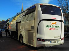 Volvo SunSunDegui (JMG Vehicle Pics) Tags: volvo sunsundegui marleys cloghan 162dl1570 bus coach donegal buseireann expressway