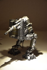 AT-DT for my Mimban Moc (Luca s projects) Tags: atdt star wars lego moc wip solo a story