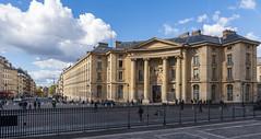 Universite Paris-Sorbonne / Университет Париж-Сорбонна (dmilokt) Tags: город city town dmilokt nikon d750 paris париж