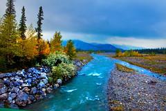 Creek, Miette Range, Jasper National Park, Alta, Canada (klauslang99) Tags: klauslang nature naturalworld northamerica national jasper park alberta canada water rockie rocky mountains