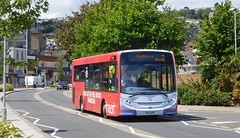 First Cymru 44557 - YX13AFE (Southern England Bus Scene) Tags: first firstsouthwales firstcymru cymru wales swansea 44557 yx13afe