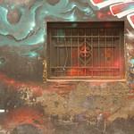 Barrio Jesus: angolo psichedelico. Barrio Jesus:esquina psicodélica. Barrrio Jesus:psychedelic corner( Frammenti di Valencia/Valencia's fragments) thumbnail