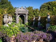 Arundel Castle Gardens, Arundel (Bob Radlinski) Tags: arundelcastlegardens england greatbritain southdowns uk westsussex travel em1d1475orf