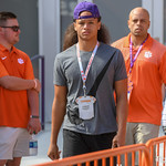 Recruits at Clemson vs Syracuse - 2018