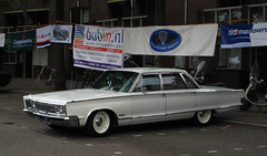 1966 Chrysler New Yorker V8 (rvandermaar) Tags: 1966 chrysler new yorker v8 chryslernewyorker newyorker sidecode1 import ae9563 rvdm