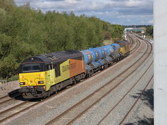 67023 + 67027  3/10/18 (isephoto) Tags: rhtt class67 colas 67023 67027 mml colasrailfreight