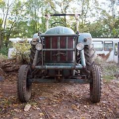 Hanomag Granit (mikehaui60) Tags: olympuspenepm2 pen epm2 mft traktor oldtimer square trekker trecker rostig technik