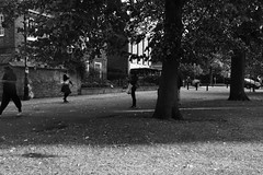 Through the Park (Bury Gardener) Tags: england eastanglia uk 2018 nikond7200 nikon ely cambridgeshire bw blackandwhite monochrome mono streetphotography street streetcandids snaps strangers candid candids people peoplewatching folks