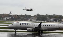 Busy Logan airport (vic_206) Tags: bos kbos bostonloganairport