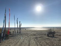 West Wittering Beach (Marc Sayce) Tags: sunshine sand surf surfing beach west wittering sussex autumn october 2018