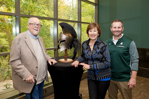 Spartan Fund Endowment Lunch, October 2018