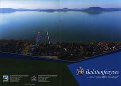 Balatonfenyves …ha Fenyves, akkor mosolyogj! 2016, Somogy co., Hungary  (hungarian language) (World Travel Library - The Collection) Tags: balatonfenyves 2016 landscape aerialview balaton lake plattensee water coast see travelbrochurefrontcover frontcover somogy hungary ungarn magyarország travel center worldtravellib holidays tourism trip vacation papers photos photo photography picture image collectible collectors collection sammlung recueil collezione assortimento colección ads online gallery galeria touristik touristische broschyr esite catálogo folheto folleto брошюра broşür documents dokument