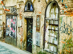 Photo (BadSoull) Tags: streetphoto 2018 nikon dslr d5100 prague europe trip photowalk wall