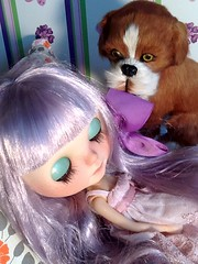 "Blythe-a-Day#20. Nap Time! Lyra & Barkley • <a style=""font-size:0.8em;"" href=""http://www.flickr.com/photos/154461393@N05/43921731925/"" target=""_blank"">View on Flickr</a>"