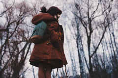 November walk IV (AzureFantoccini) Tags: bjd abjd balljointeddoll zaoll delpyne dollmore luv walk november autumn nature outdoor doll travel russia