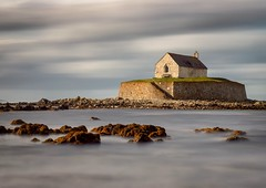 St Cwyfan's Church, Llangwyfan (urfnick) Tags: tycroes wales unitedkingdom gb