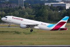 Eurowings (ab-planepictures) Tags: eddl dus düsseldorf flugzeug flughafen airport aircraft plane planespotting aviation
