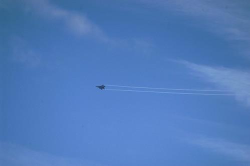 F-15 over Tain Range, Scottish Highlands