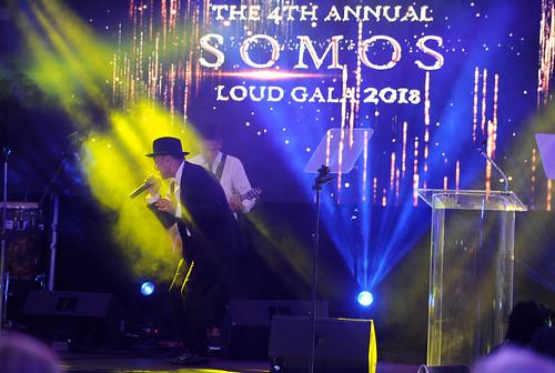 LOUD Somos Gala 2018