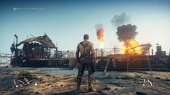 Mad Max_20180925001854 (Livid Lazan) Tags: mad max videogame playstation 4 ps4 pro warner brothers war boys dystopia australia desert wasteland sand dune rock valley hills violence motor car automobile death race brawl scenery wallpaper drive sky cloud action adventure divine outback gasoline guzzoline
