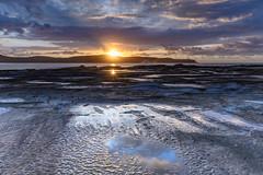 Sunrise Seascape (Merrillie) Tags: daybreak sunrise nature dawn uminabeach centralcoast morning sea landscape newsouthwales rocks earlymorning nsw clouds beach ocean water uminapoint waterscape coastal cloudy sky seascape australia coast outdoors waves