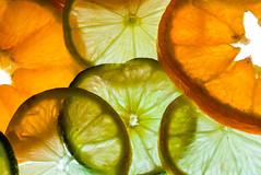 fruity (Dragonfly.CE) Tags: fruit lemon lime orange speedlight canon focusstacking diy color colorful food 6dmarkii circles shapes comida 105mm lightbox flash transparent transparency perspective