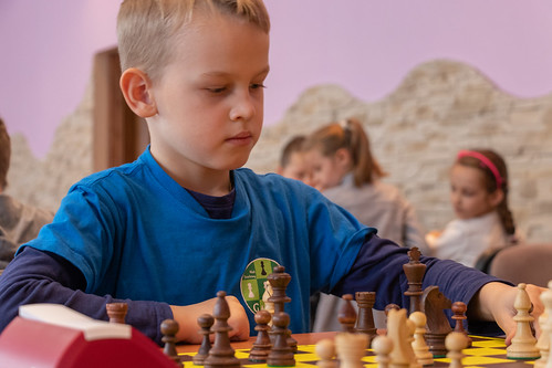 Grand Prix Spółdzielni Mieszkaniowej w Szachach Turniej VII-4