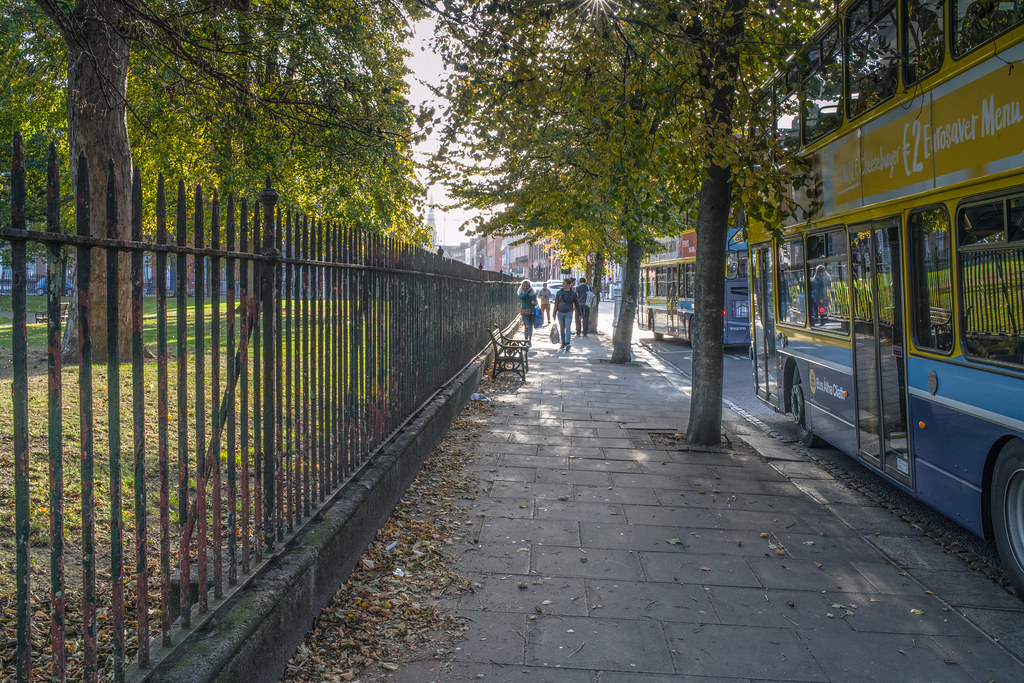 A QUICK VISIT TO THE MOUNTJOY SQUARE AREA [DUBLIN]-144901