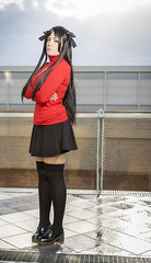 _MG_9956_1 (Mauro Petrolati) Tags: rika cosplay cosplayer rin tohsaka fate unlimited blade works romics 2018