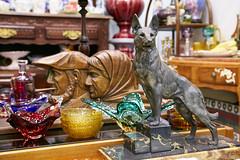 50-й юбилейный художественный проект «Блошиный рынок» на Тишинке