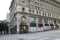 From Retail To Residential (Flint Foto Factory) Tags: omaha nebraska urban city early fall autumn september 2018 business travel downtown brandeis apartments former department store beautiful building architecture adaptive reuse 210 s16thst 16thstreet 16th neoclassic