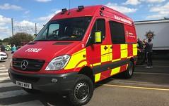Bedfordshire Fire & Rescue Bedford Water Response Unit (slinkierbus268) Tags: bedfordshirefireandrescue bedfordshire fireandrescue fireappliance firestation kempston bedford mercedes sprinter water rescue unit wru
