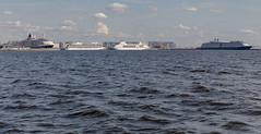 Saint Petersburg, Russia (Ninara) Tags: russia saintpetersburg stpetersburg summer2018 port passengerport gulfoffinland