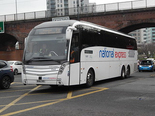 7125 BX16CKG go north east