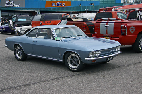 Chevrolet Corvair Monza Sport Coupé 1966 (1014)