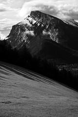 Banff (D. Koyanagi) Tags: banff banffnationalpark alberta canada landscape blackwhite blackandwhite canon5dmk1