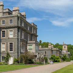 Bowhill House (itmpa) Tags: bowhillhouse bowhill scotland unitedkingdom gb selkirk scottishborders countryhouse williamatkinson c1812 1810s williamburn 183033 1830s davidbryce 18746 1870s listed categorya buccleuchestate square crop cropped