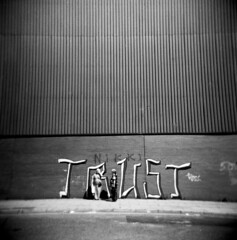 Liverpool #4 (Andrew Bartram (WarboysSnapper)) Tags: holga 120fn hp5 liverpool 2018 square analogue ilford