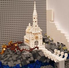 Сhurch (lego.fav) Tags: lego legochurch legocity minifigures legocustom church legoarchitecture legobuilding legos legobuild legoideas people legomicro micro microworld mocs legomoc legoarch