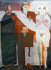 Figures 5 de Youssef Abdelké (Institut du monde arabe, Paris) (dalbera) Tags: dalbera institutdumondearabe paris france youssefabdelké donationcflemand ima