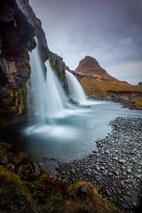 Iceland 2018 (stu1406) Tags: iceland october 2018 snaefellsnes kirkjufellsfoss kirkjufell waterfall mountain witcheshat