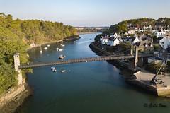 DJI_0030 (gael.lebrun56) Tags: bridge brittany bretagne pont suspendu sea mer marée drone