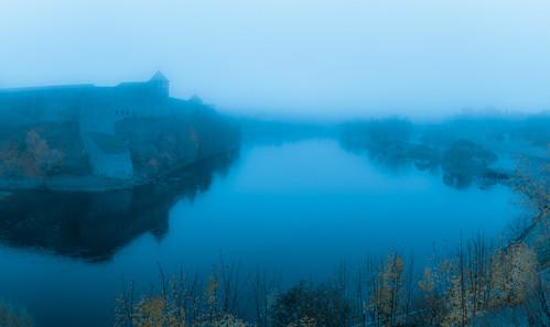 Граница в тумане