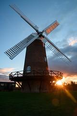 Wilton Windmill (paul.humphrey82) Tags: d810 nikon england uk flare sun sunset wiltshire wiltonwindmill windmill