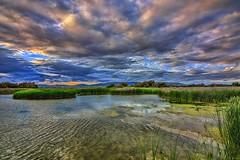 Las Tablas (Peideluo) Tags: lanscape nature clouds water sky hierba paisaje agua cielo campo nikon