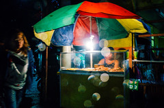 Night Vendor (rzero1) Tags: streetphotography street night ricoh ricohgr gr